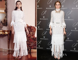 Olivia-Palermo-In-Alessandra-Rich-CR-Fashion-Book-Issue-N5-Launch-Party